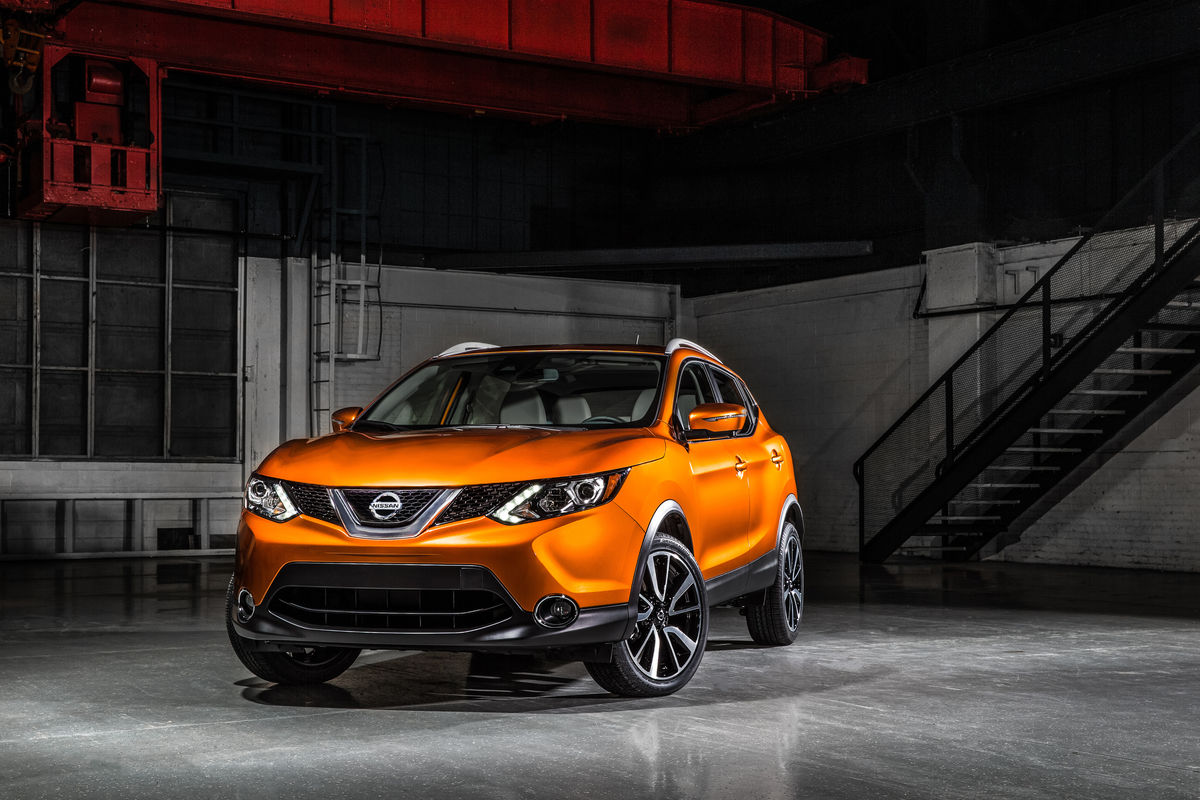 Nissan introduces all-new 2017 Nissan Qashqai at Detroit Auto Show