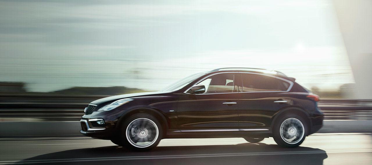 New Infiniti QX50 Concept headlines Detroit International Auto Show