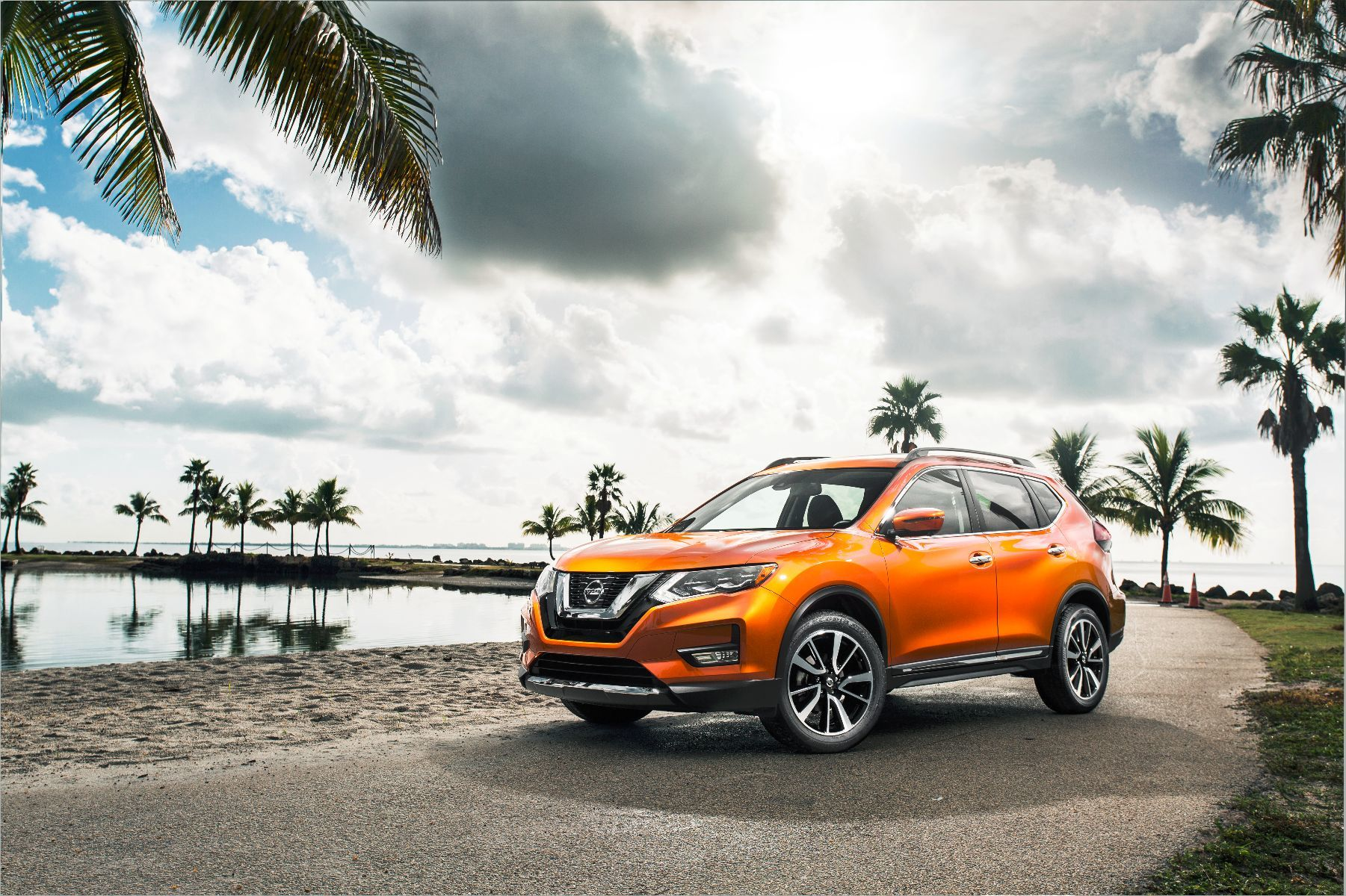 2017 Nissan Rogue: everything you need in a compact SUV
