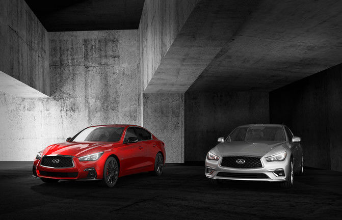 2018 Infiniti Q50 vs Acura TLX: Reliability is Right, Performance Still