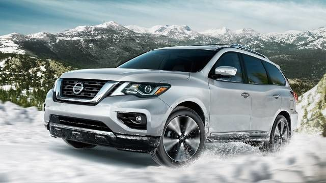 2018 Nissan Pathfinder: the perfect combination of comfort and fuel economy