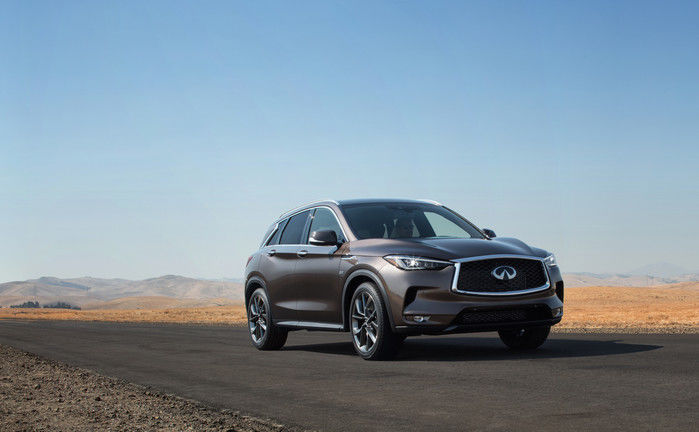 2019 Infiniti QX50: News, Specs, MPG, Price >> 2019 Infiniti Qx50 Brings Revolutionary Technologies To Los