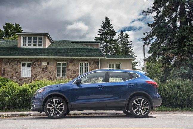 2018 Nissan Qashqai: an SUV that offers a lot of value