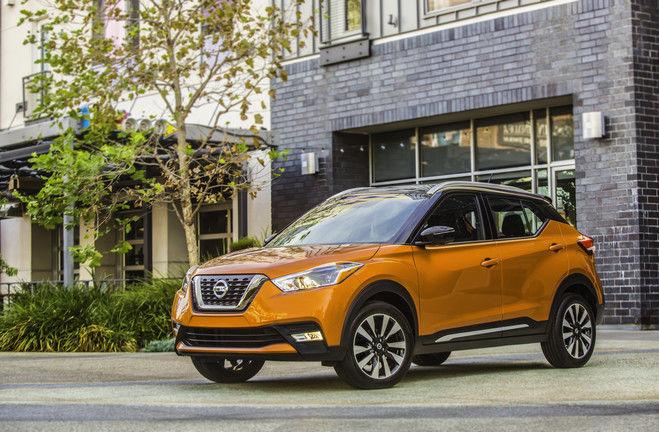 2018 Nissan Kicks: Rock on!