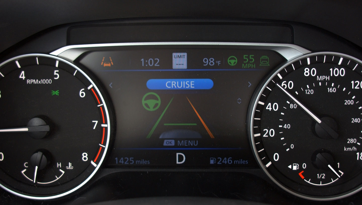Lane Departure Warning: What is it and why is it useful?
