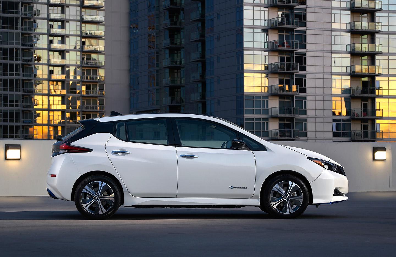 New Electric Vehicle Incentive Program Benefits Nissan LEAF