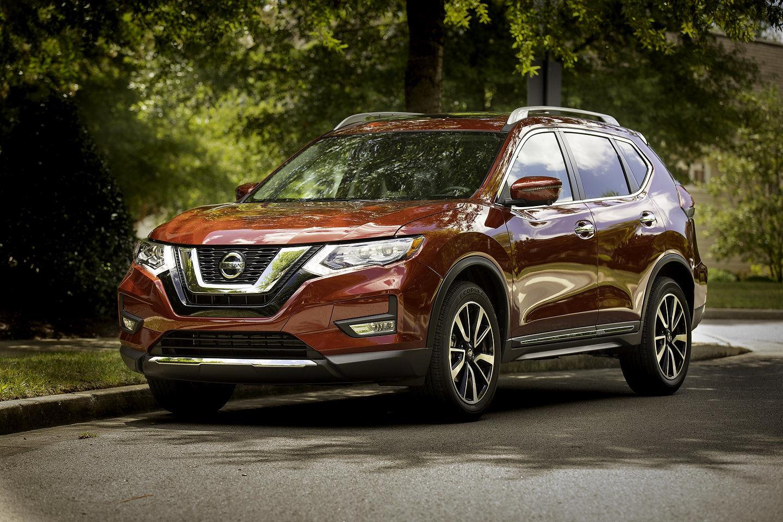 The 2019 Nissan Rogue vs. the 2019 Hyundai Tucson