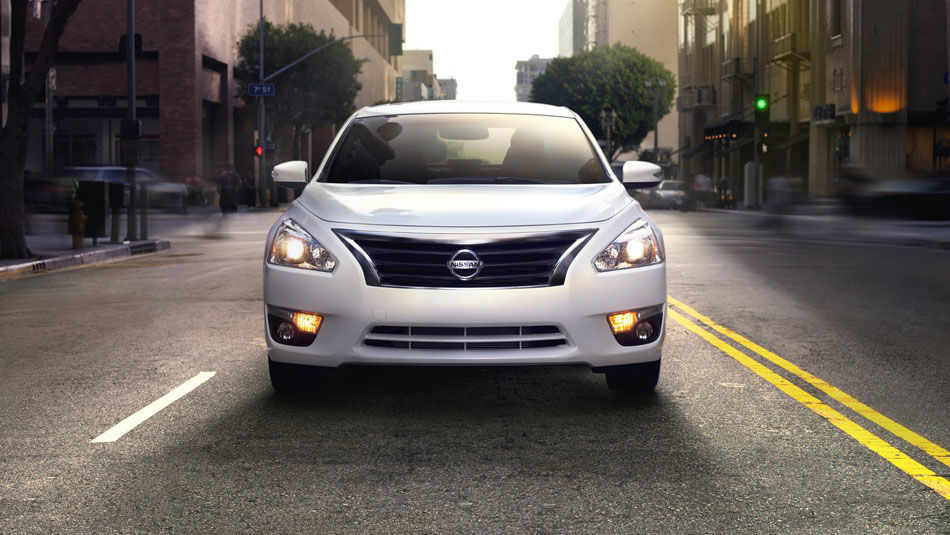 2015 Nissan Altima: The Staple