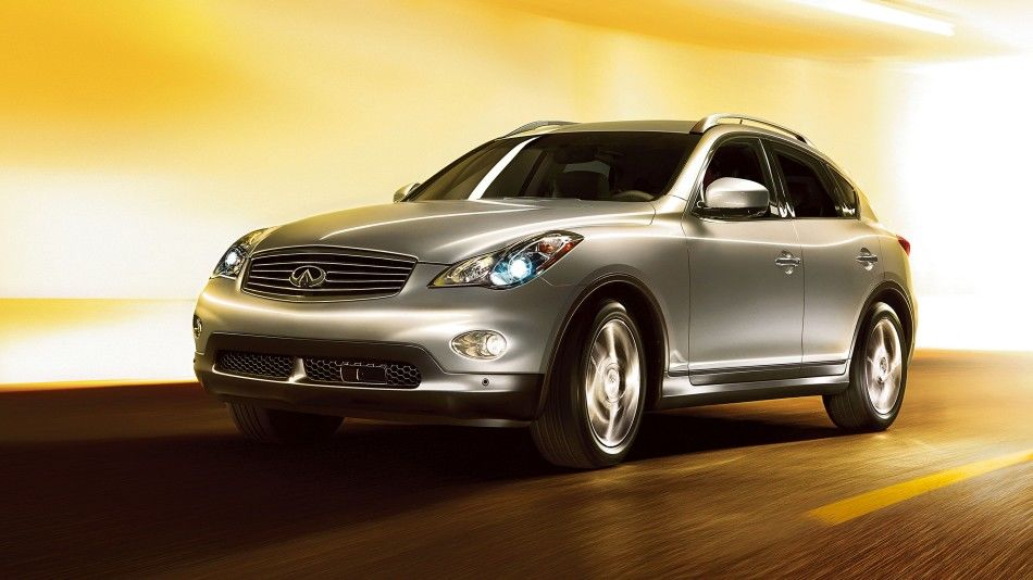 2015 Infiniti QX50: One Model Is All That's Needed