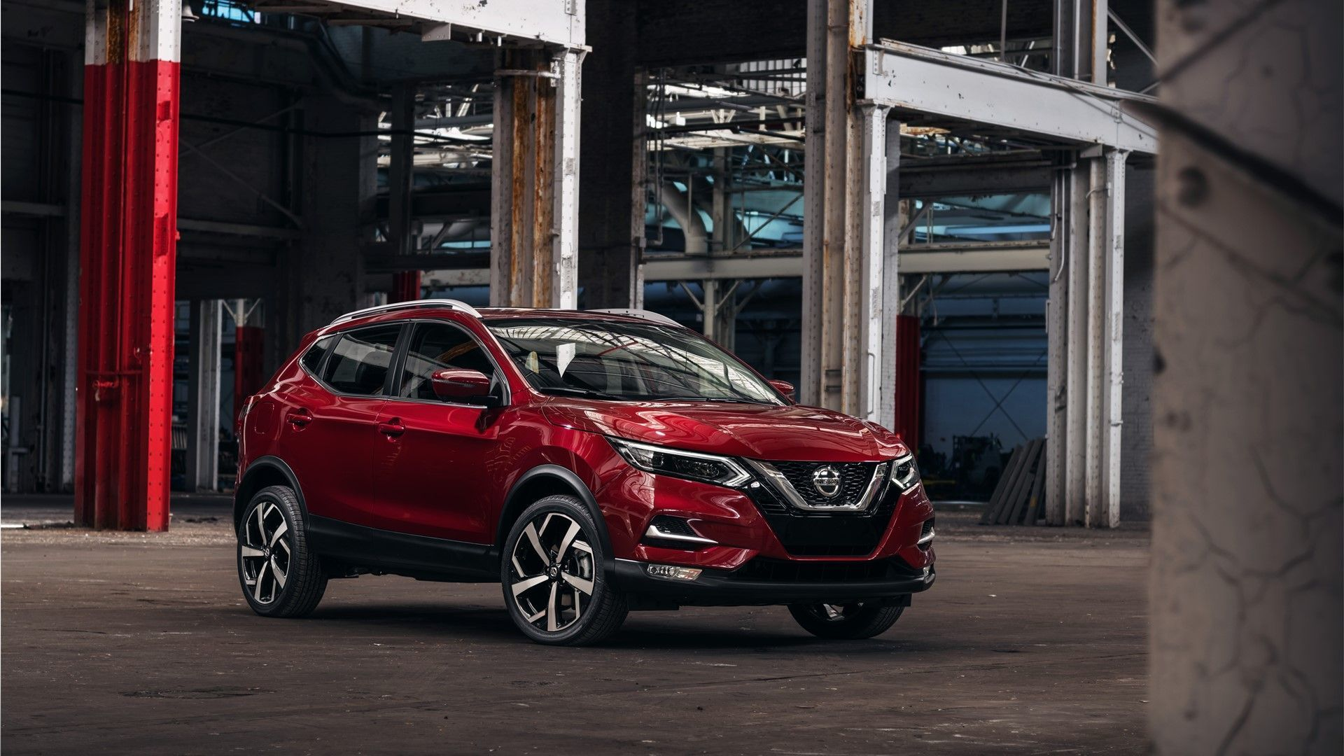2020 Nissan Qashqai Unveiled in Chicago