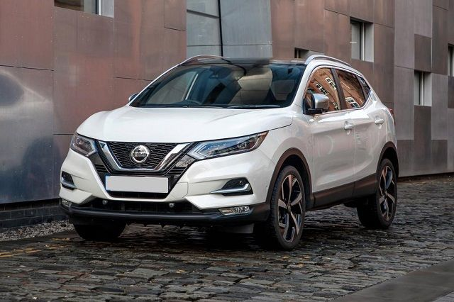 The 2020 Nissan Qashqai Gets New Features and Design