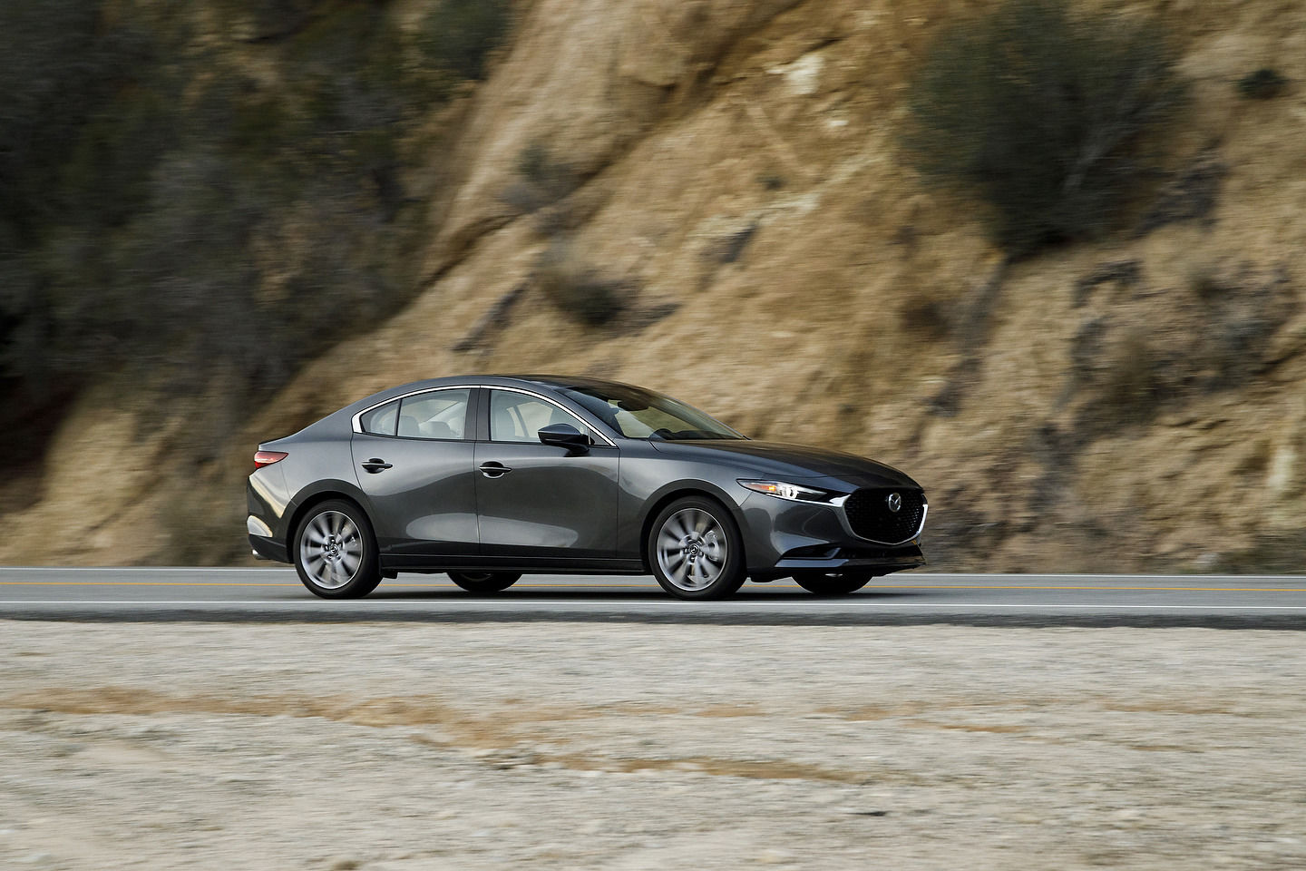 Everything You Want to Know About the 2019 Mazda3