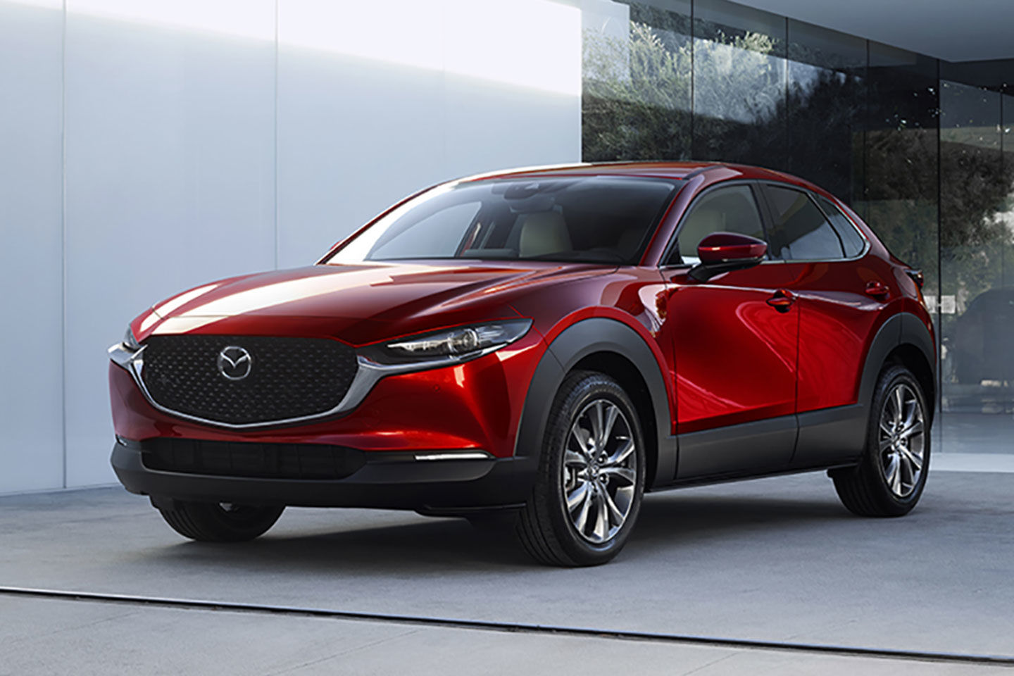 Unveiling of the Mazda CX-30 Compact Crossover SUV