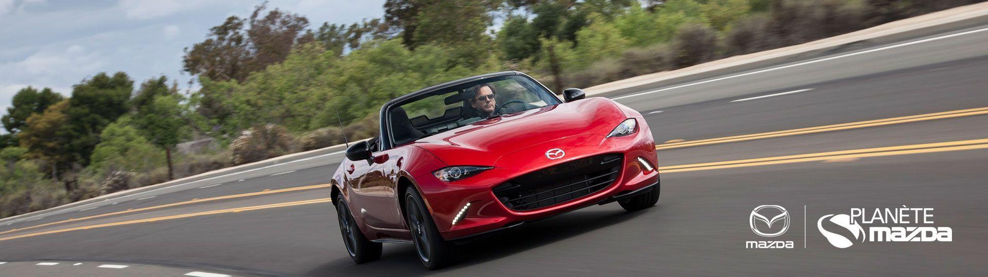 La garantie Mazda Illimitée