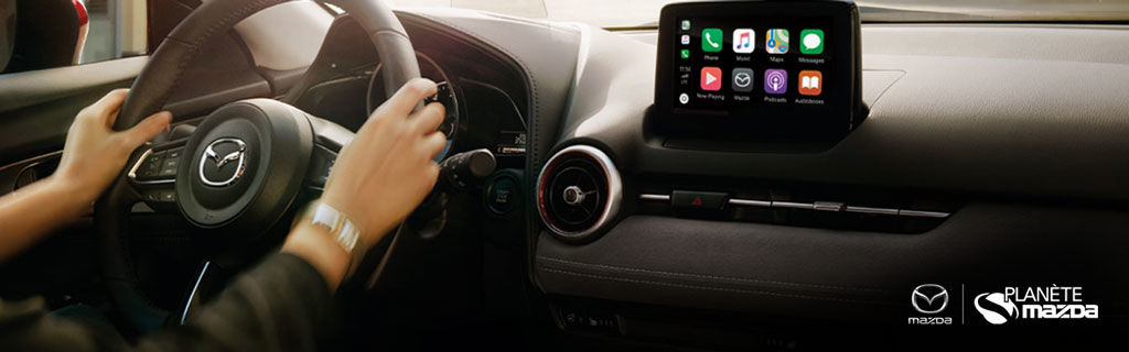 Upgrade your Mazda with Apple CarPlay and Android Auto