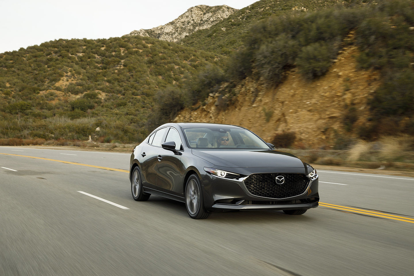 The new 2019 Mazda3 priced starting at $18,000