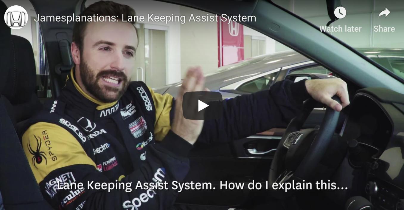 Jamesplanations: Lane Keeping Assist System