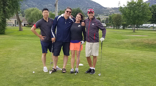 2018 Penticton Honda / Hyundai Staff Golf Tournament