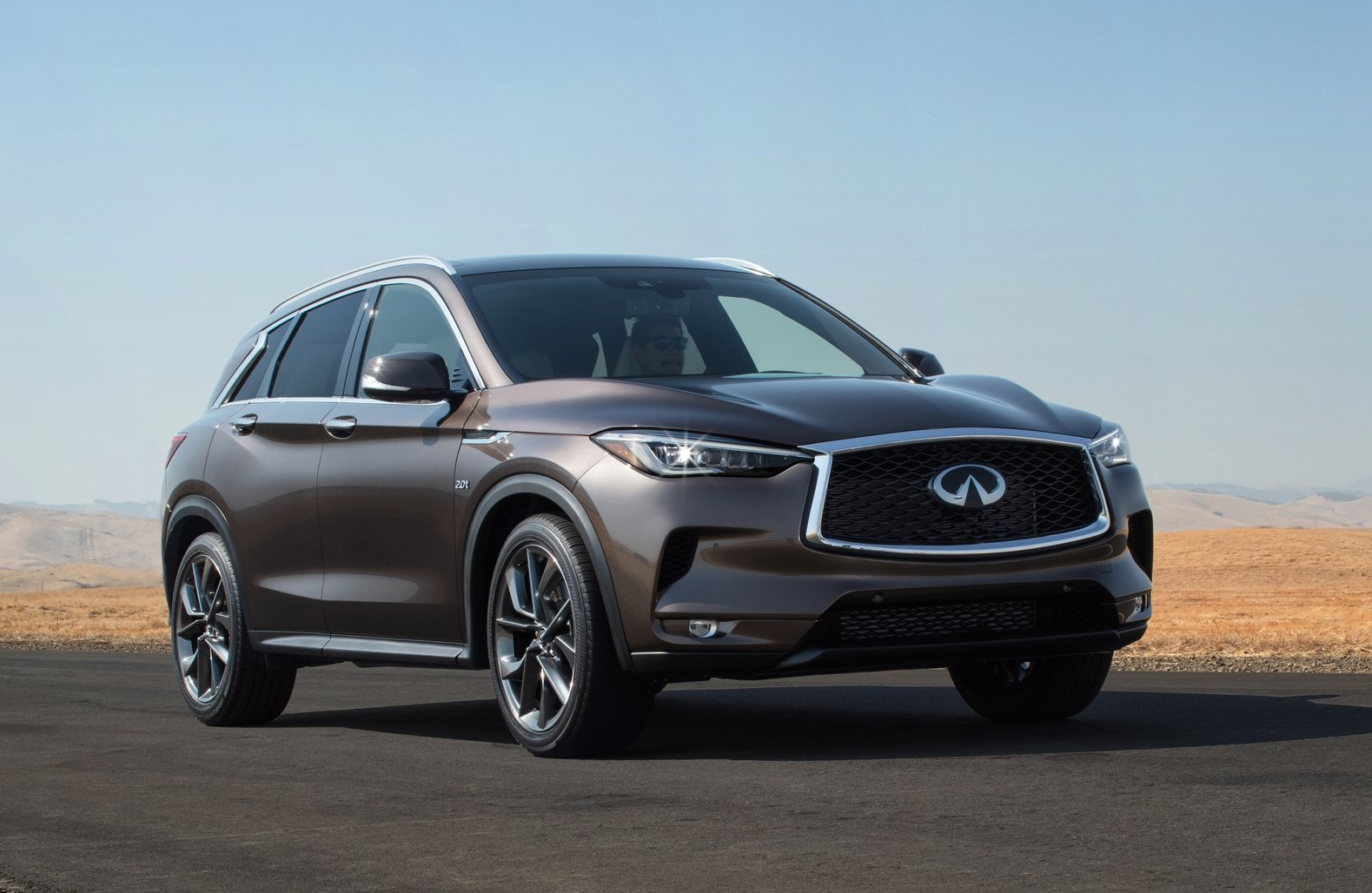 Three Reasons to Buy the 2019 Infiniti QX50 Instead of the Volvo XC60