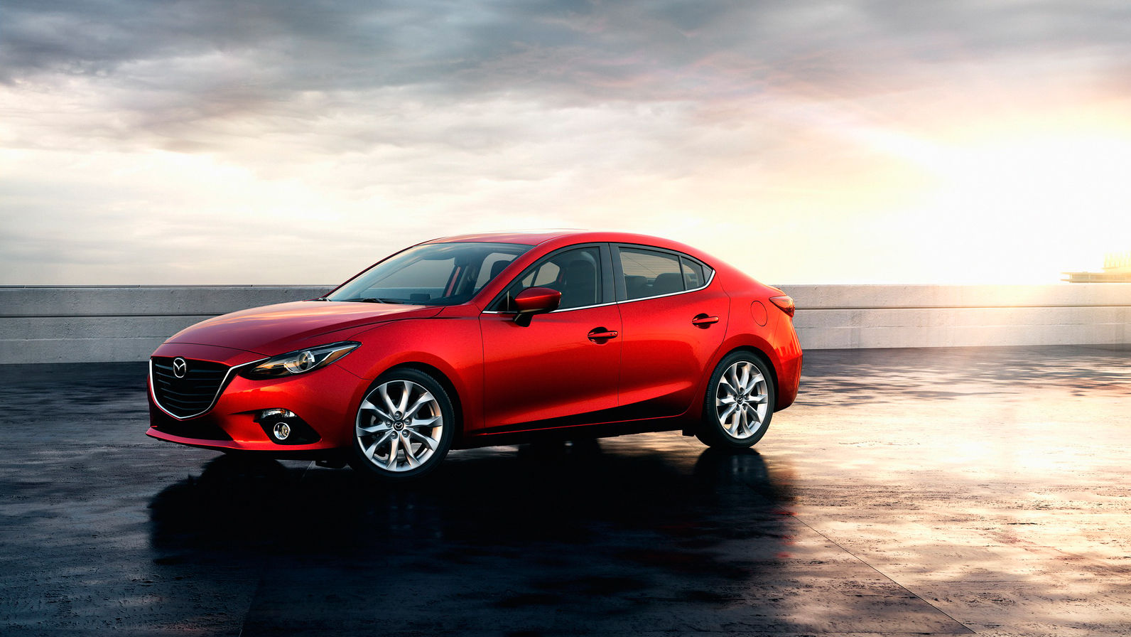 2016 Mazda3 : Fuel-Efficient Compact Sedan for Lachine