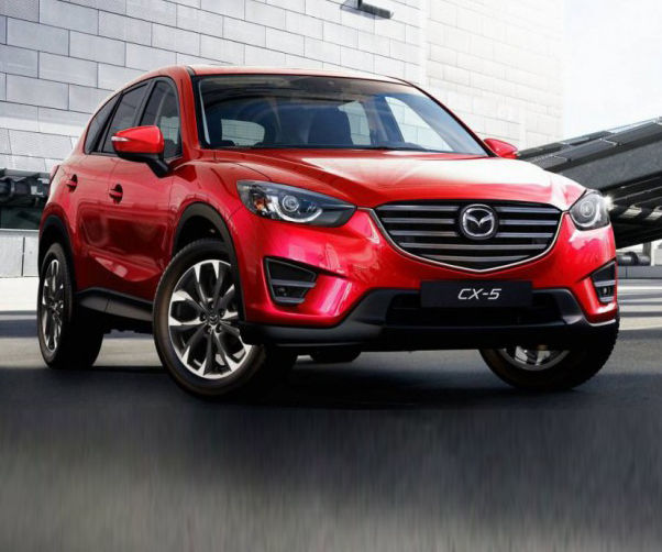 2017 Mazda CX-5: The Perfect Compact SUV for Buyers in Lachine