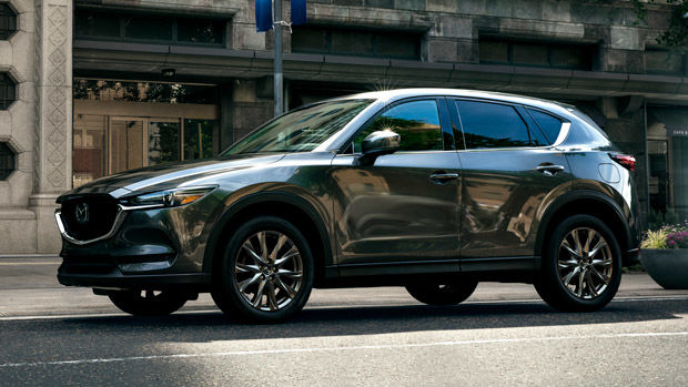 The Mazda CX-5 named Best Buy of 2019 according to The Car Guide
