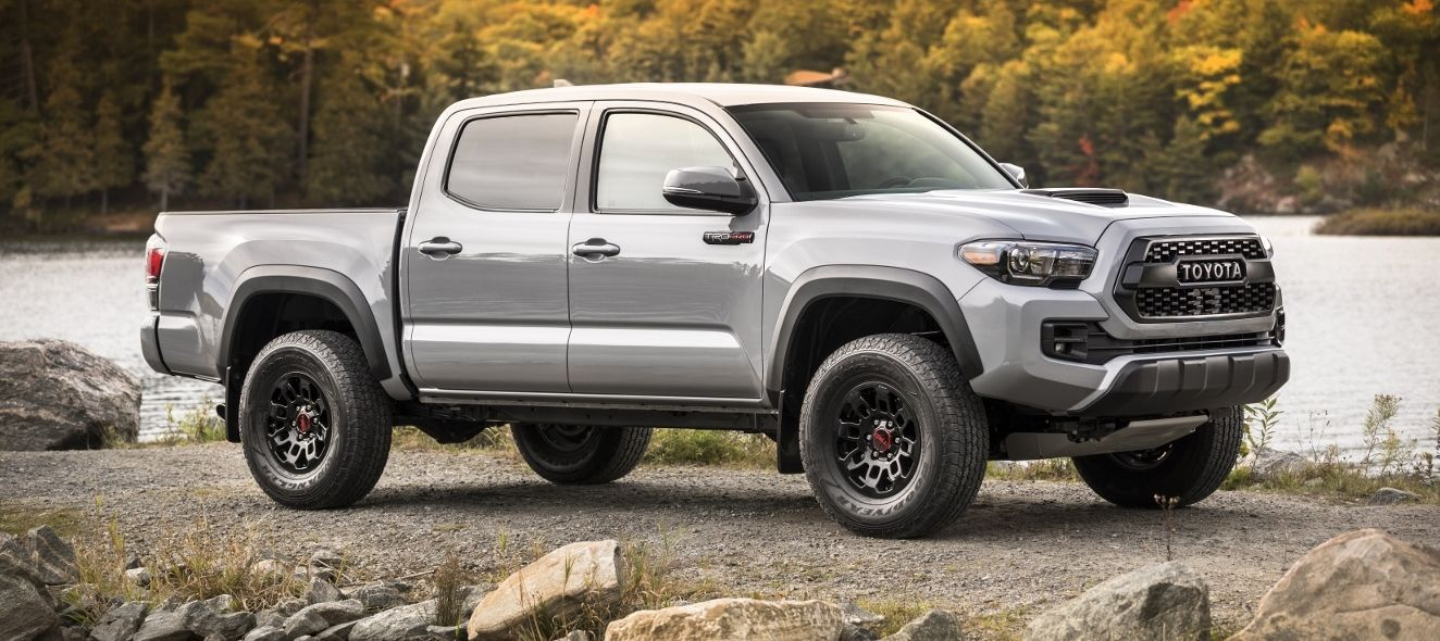 Gander Toyota Get Extreme Get Dirty Get Out There The 2017 Toyota Tacoma Trd Pro