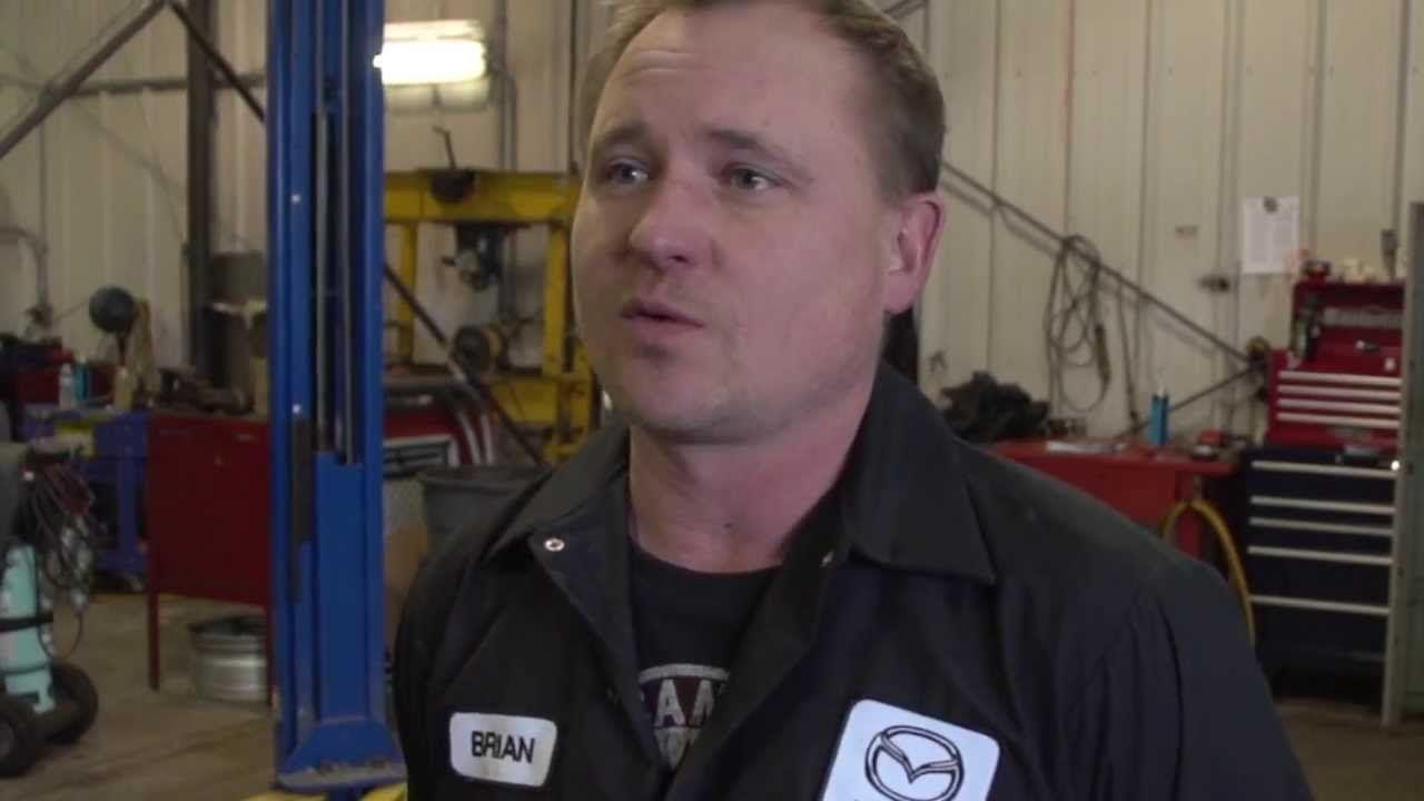 Meet Master Technician Brian Logan - Sundance Mazda