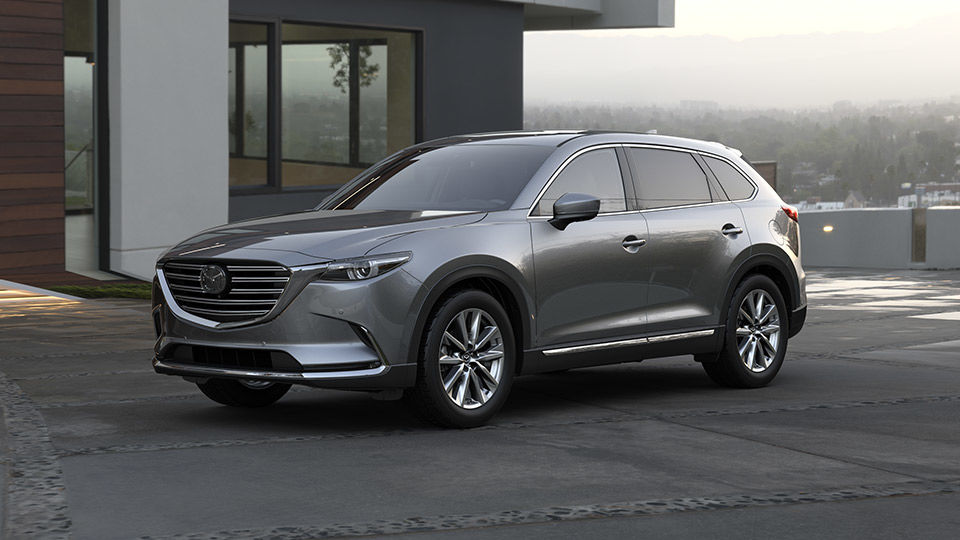 2019 Mazda CX-9: More Equipment and Choices