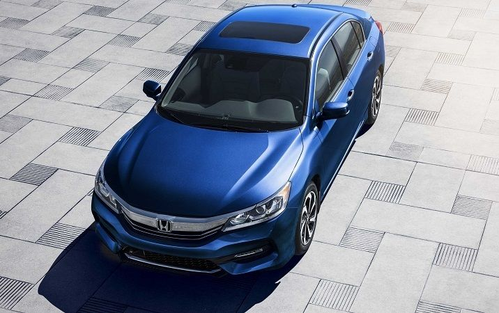 The Honda Accord Turns 40