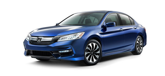 Announcing the New 2017 Honda Accord Hybrid