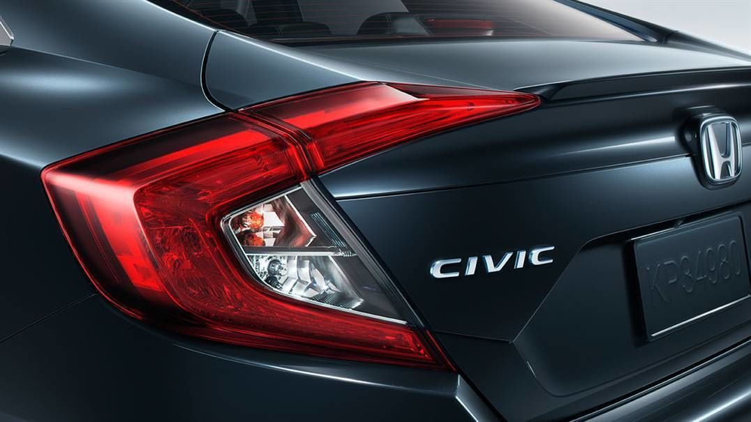 Four Reasons to Get Excited about the 2016 Honda Civic