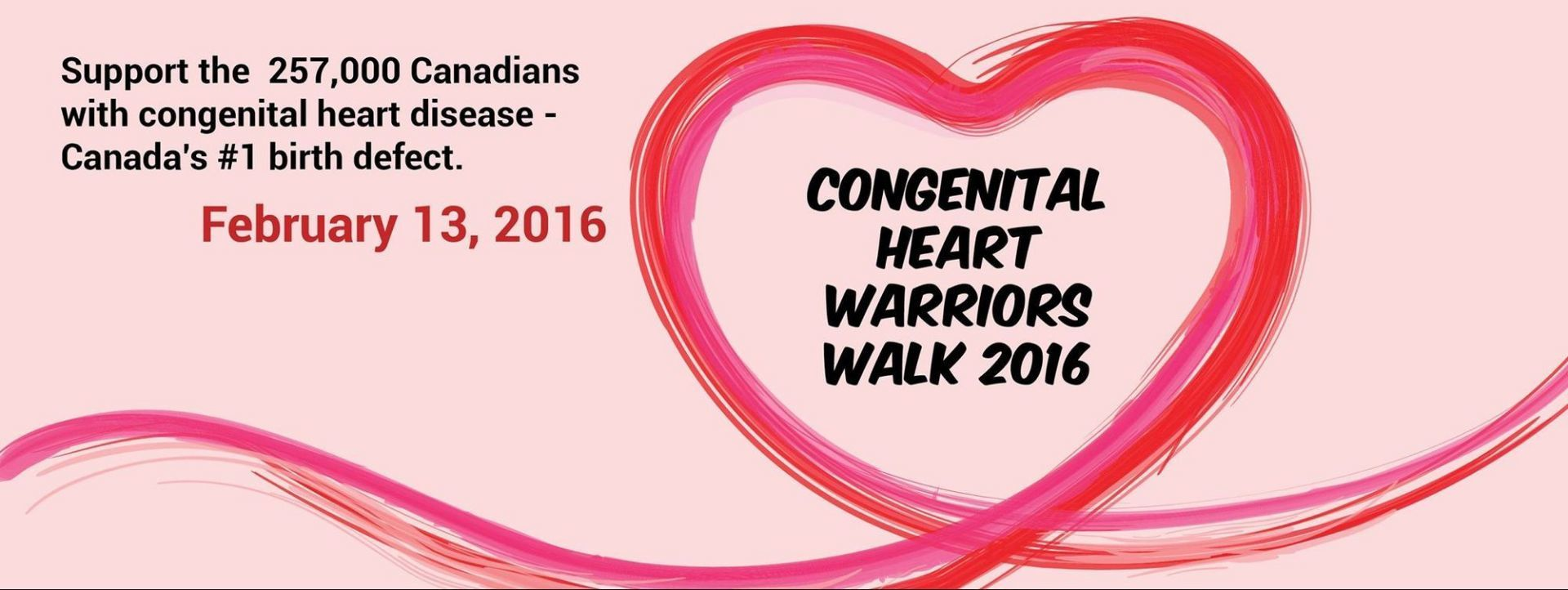 Congenital Heart Warriors Walk 2016