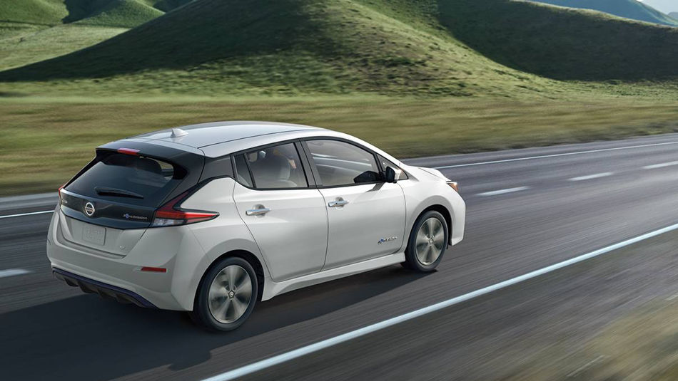 The 2019 Nissan LEAF