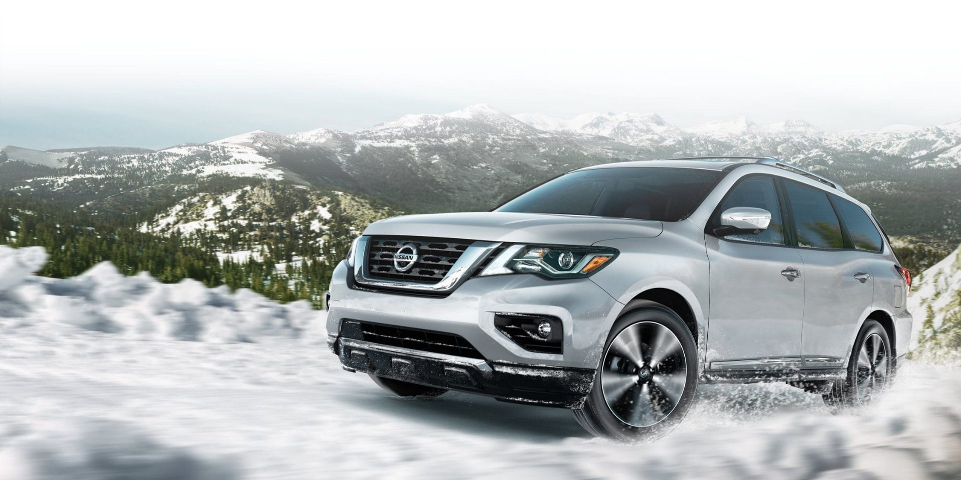 The 2019 Nissan Pathfinder