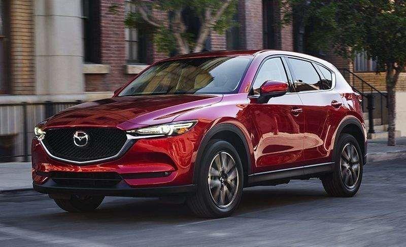 Le Mazda CX-5 2019 version signature : luxe et performance.