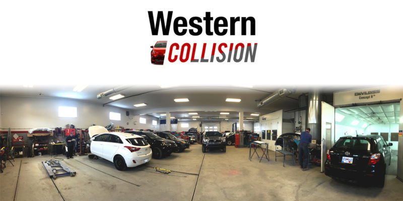 Western Collision is Hiring – Experienced Body Repair Tech