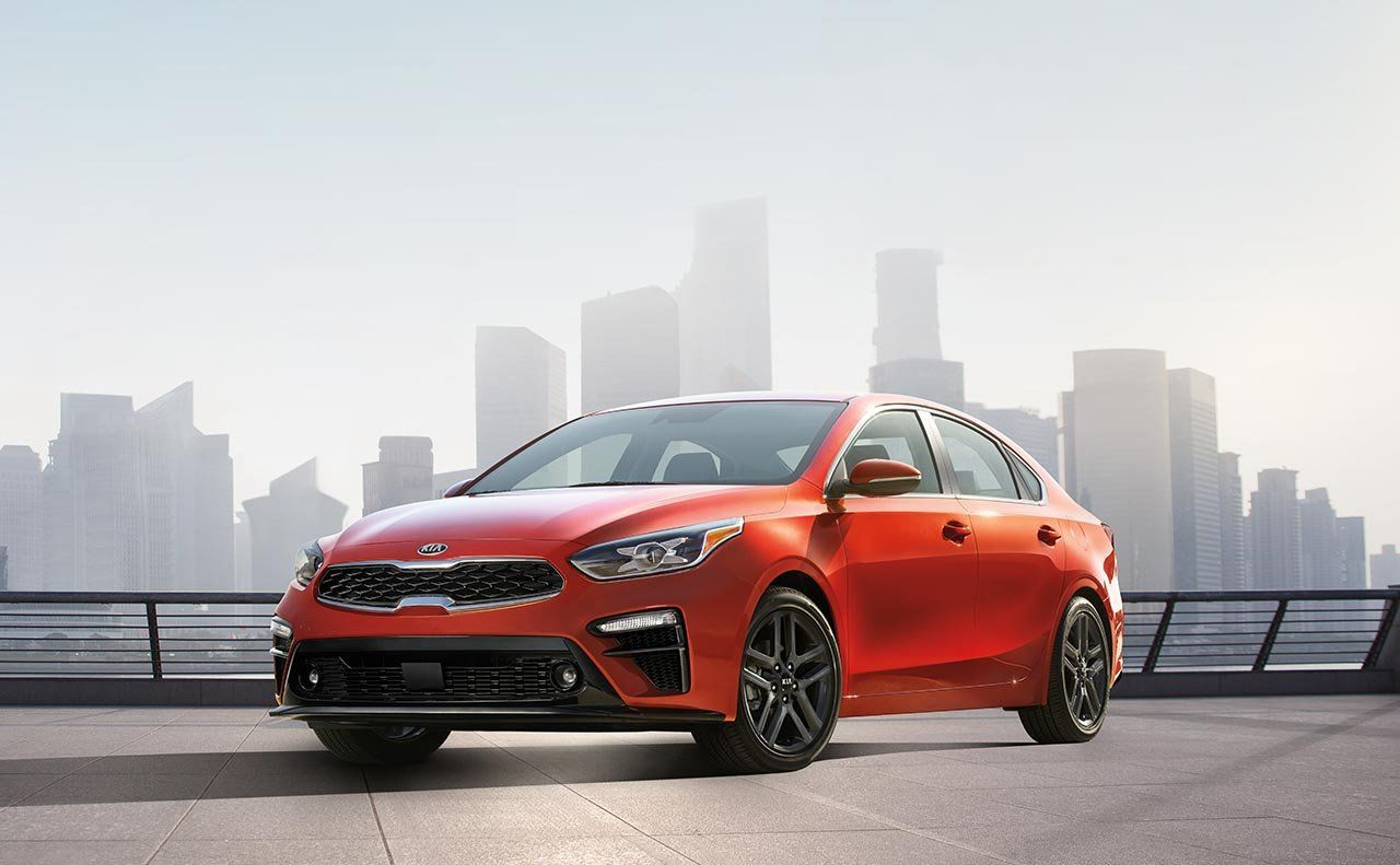 The New 2019 Kia Forte