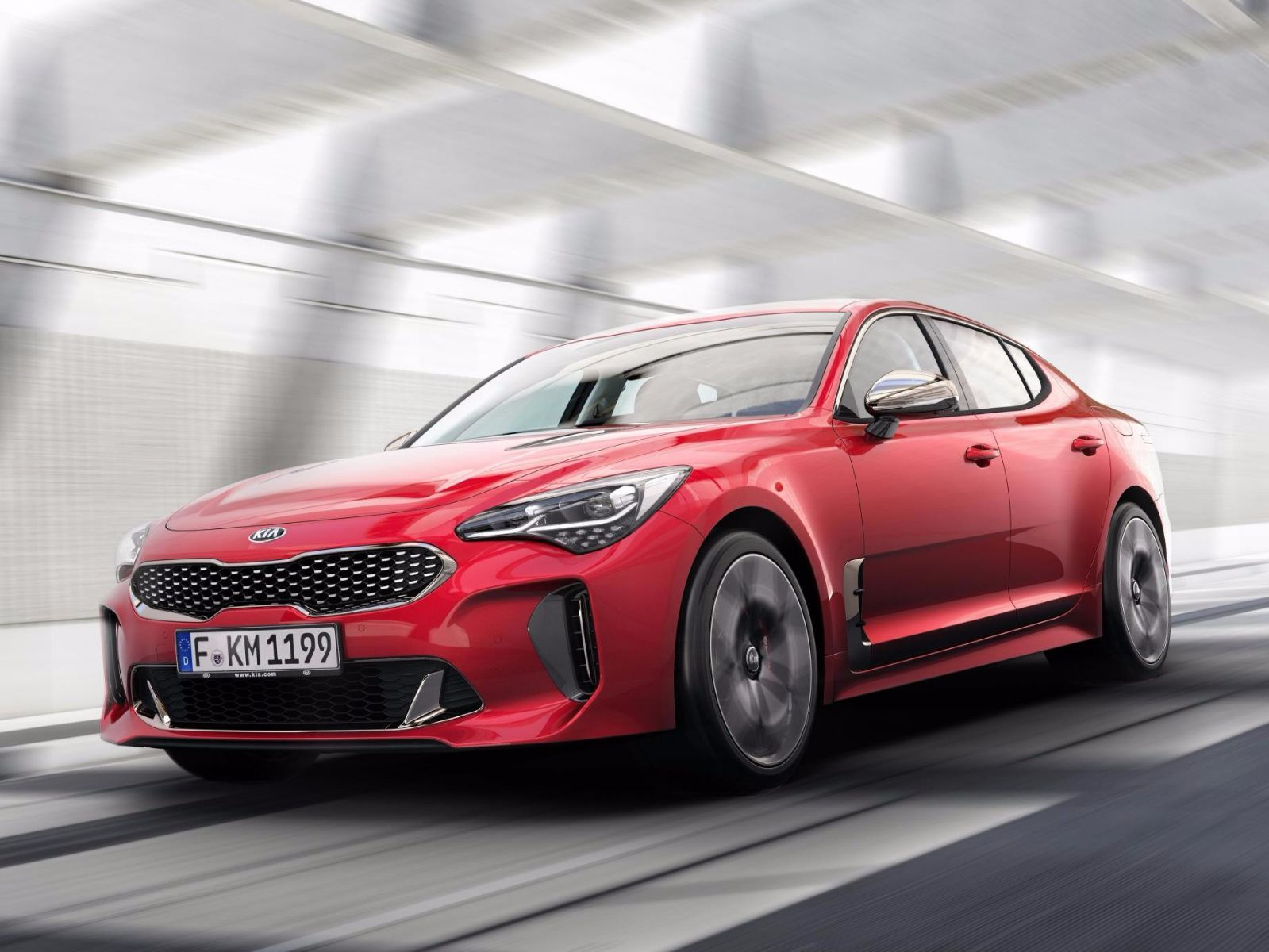 Business Insider: The Kia Stinger Should Scare BMW and Audi