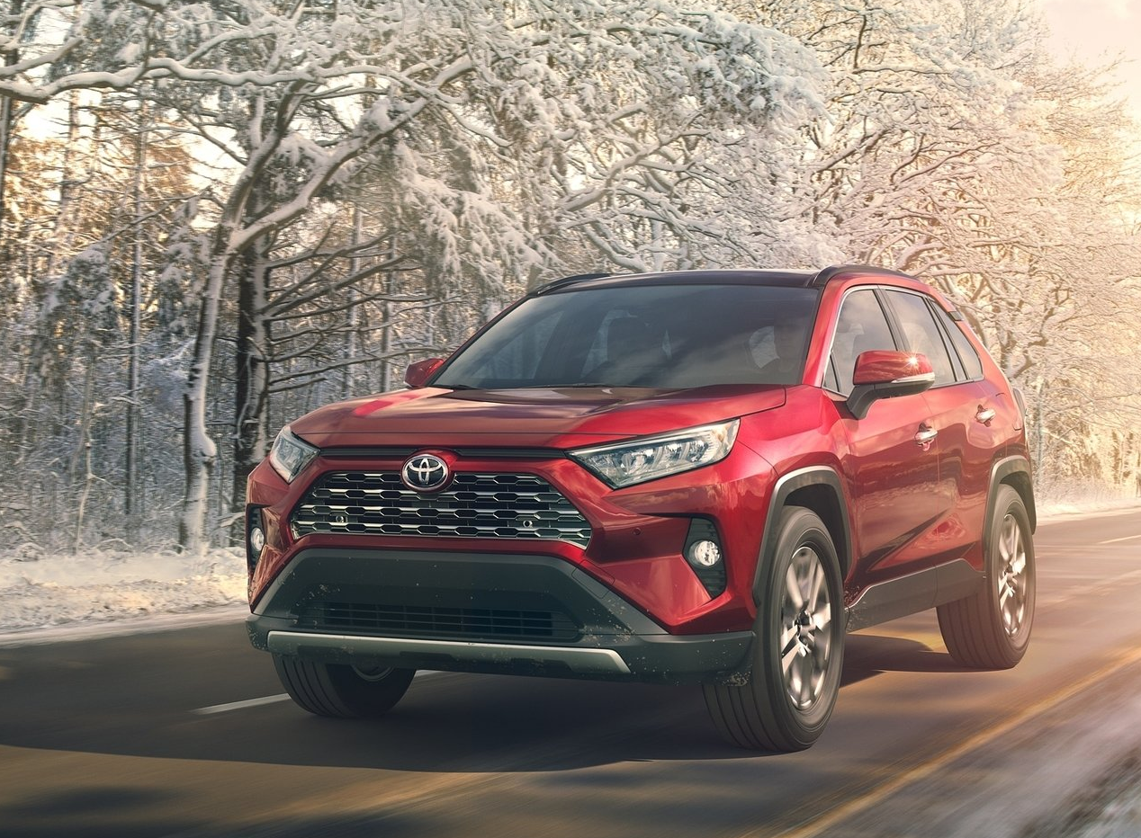 2019 Toyota RAV4 is a Gamechanger in the Compact SUV Segment