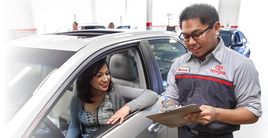Toyota Service Campaigns