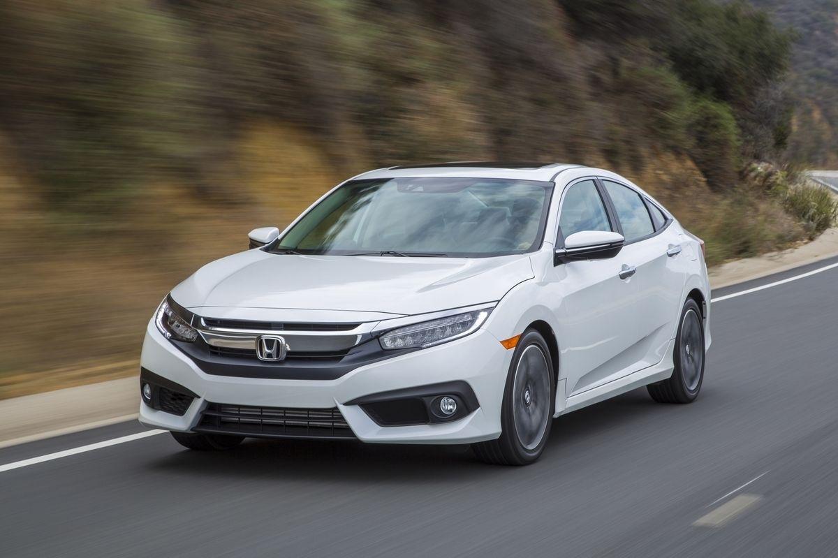 All-New 2016 Honda Civic Wins