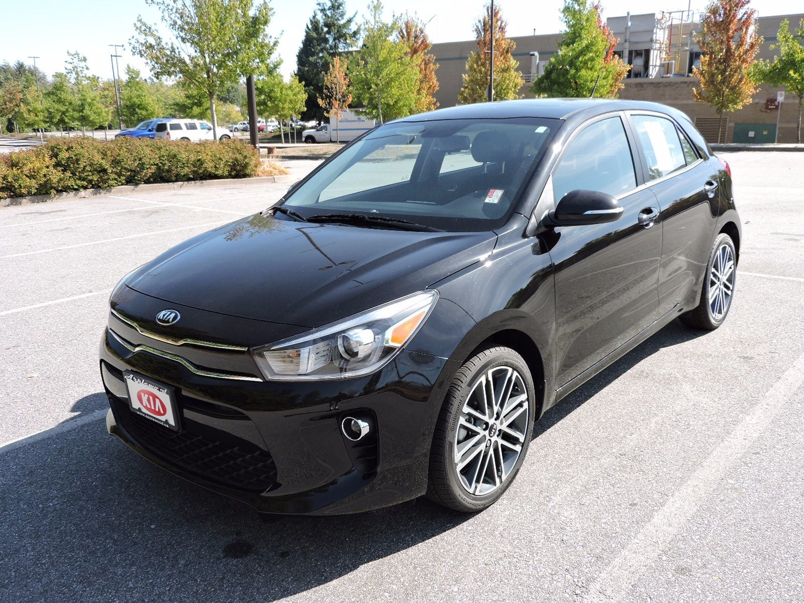 kia rio 5 2018.  kia new 2018 kia rio 5door aurora blackabp solid for sale  239400   applewood group ro8736 throughout kia rio 5