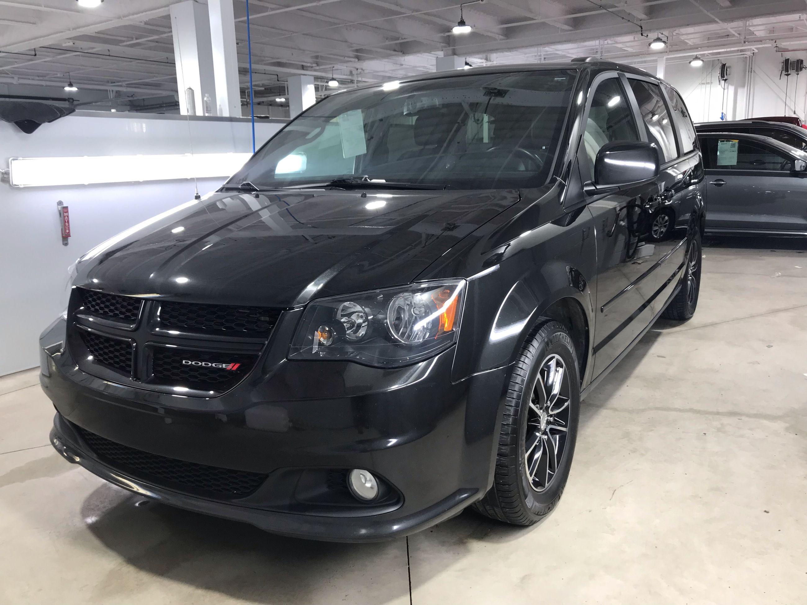 Used 2016 Dodge Grand Caravan Rt Automatique For Sale