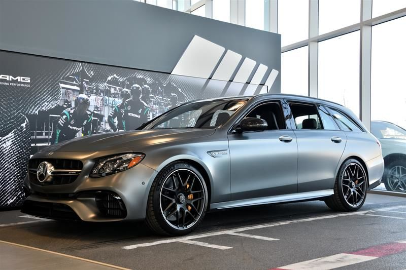 Mercedes Lease Offers >> New 2019 Mercedes-Benz E63 AMG S 4MATIC+ Wagon for sale ...