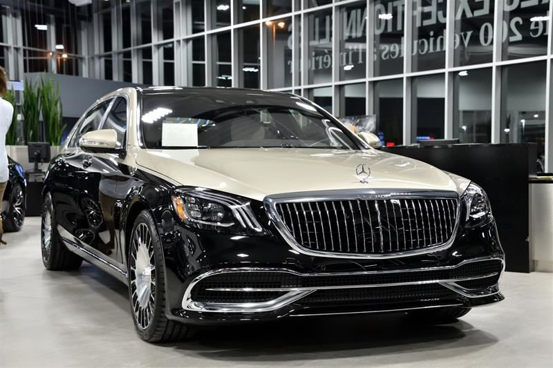 Certified Pre Owned Mercedes >> New 2019 Mercedes-Benz Maybach S 650 Sedan for sale - $277201.3 | Mercedes-Benz Rive-Sud