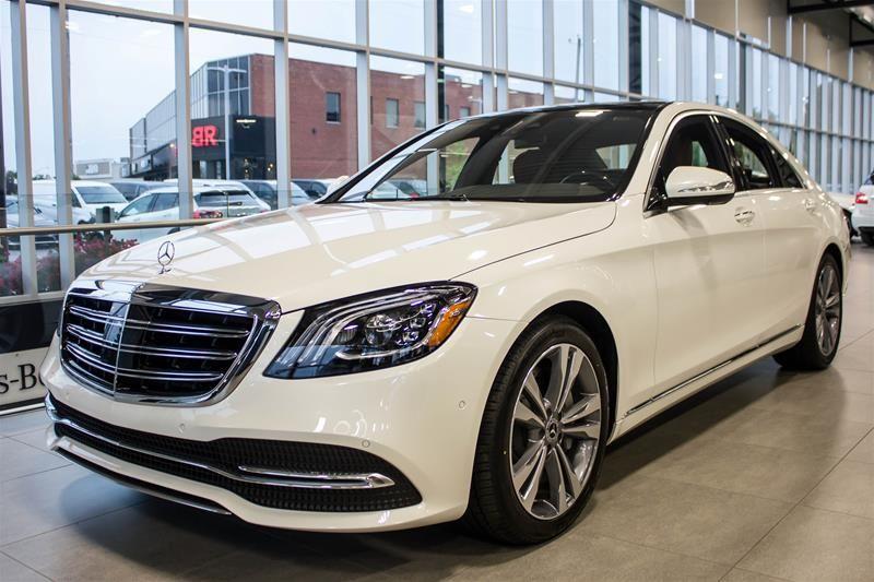 Certified Auto Sales >> New 2018 Mercedes-Benz S450 4MATIC Sedan for sale - $109488.3 | Mercedes-Benz Rive-Sud