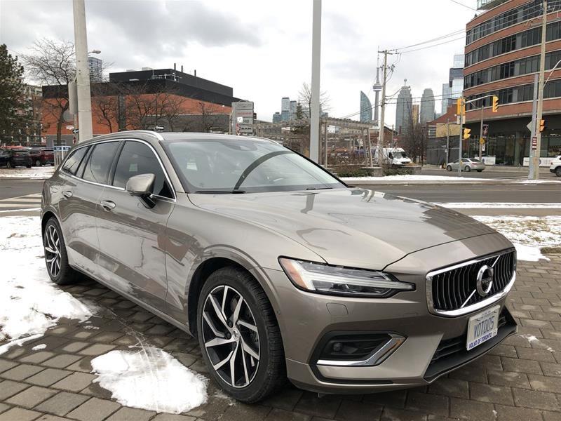 Volvo Certified Pre-Owned >> New 2019 Volvo V60 T6 AWD Inscription - $72645.5 | Volvo ...