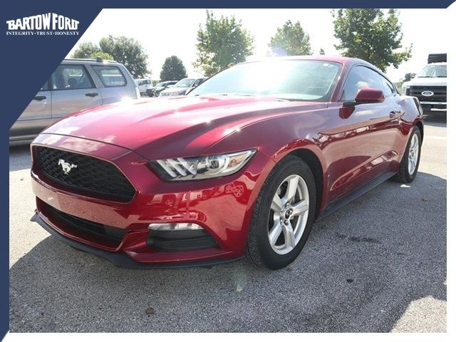 Pre Owned 2015 Ford Mustang V6 In Bartow Wa9228a Bartow Ford