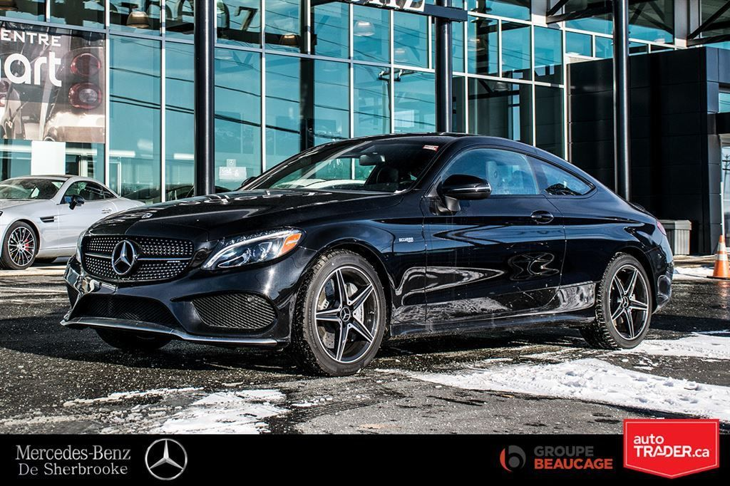Mercedes Benz De Sherbrooke New 2018 Mercedes Benz C43 Amg 4matic Coupe 789 Tx Location For Sale 55 790